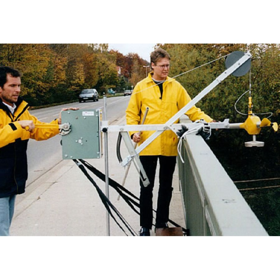 Seba Hydrometrie Mobile Bridge Jib for Single Drum Winch SEWII