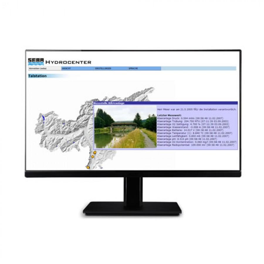 Seba Hydrometrie Hydrocenter Software