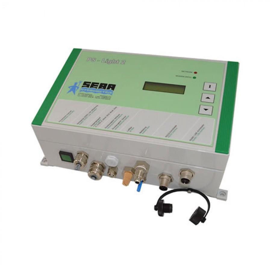 Seba Hydrometrie PS-Light-2C Pressure Sensor Pneumatic Gauge