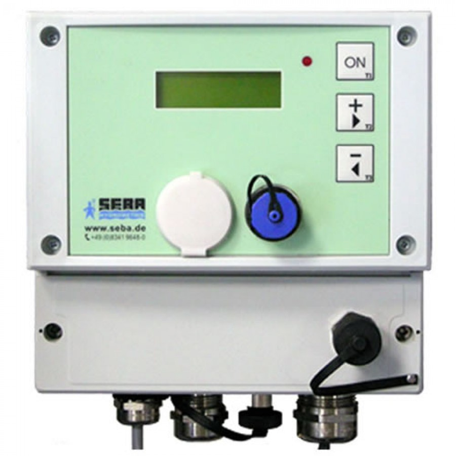 Seba Hydrometrie Unilog Multi-Channel Data Logger