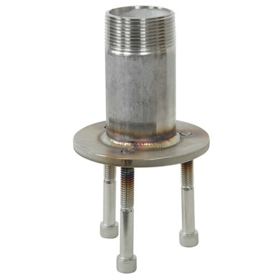 Seco 2072-50 Stainless Steel Pipe Thread Masonry Adapter