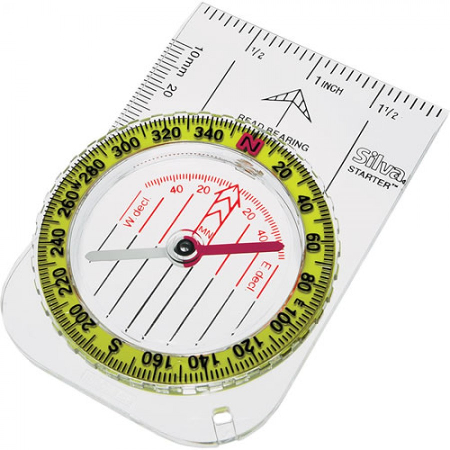 Silva Starter Hi-Vis Compass