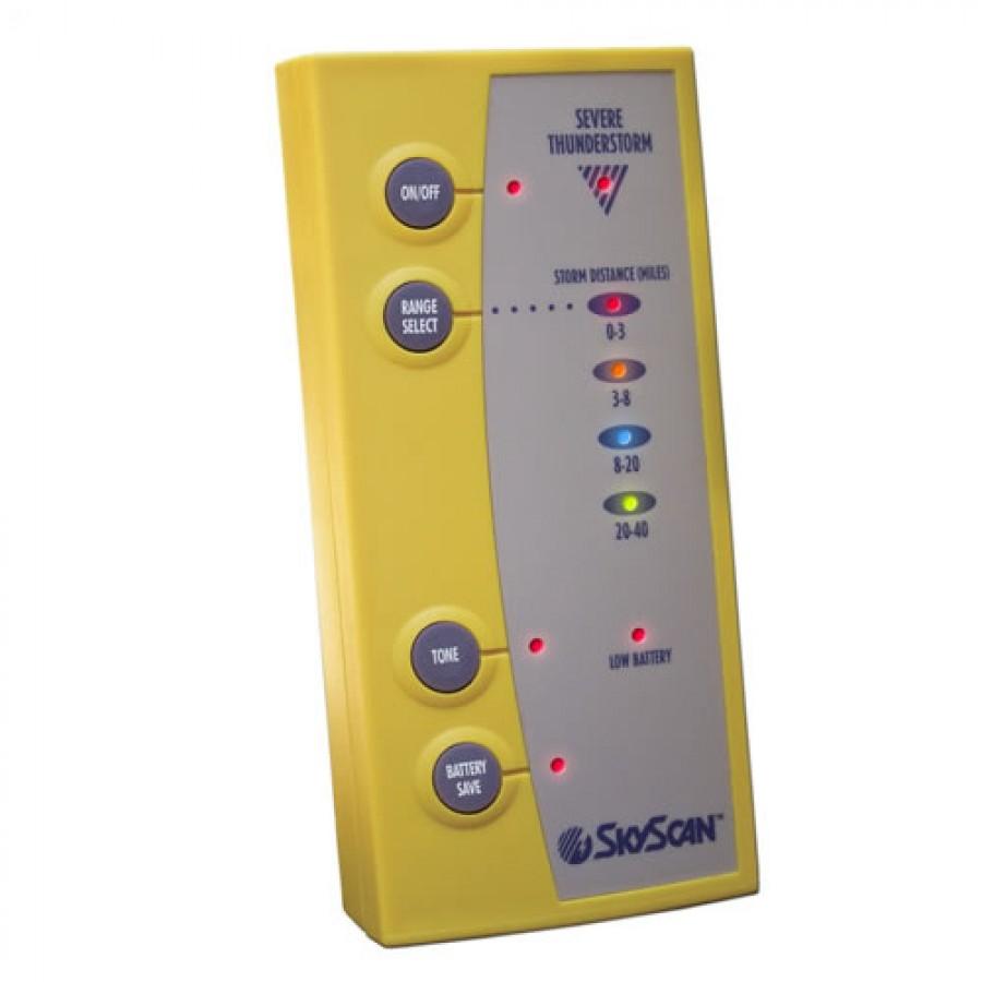 SkyScan P5-3 Lightning/Storm Detector