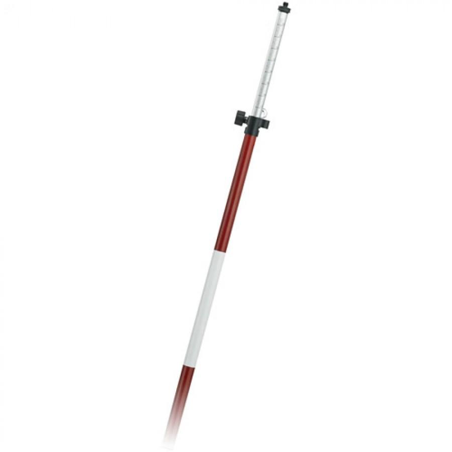 Sokkia Knob-Lock Prism Pole 12ft (3.7m)