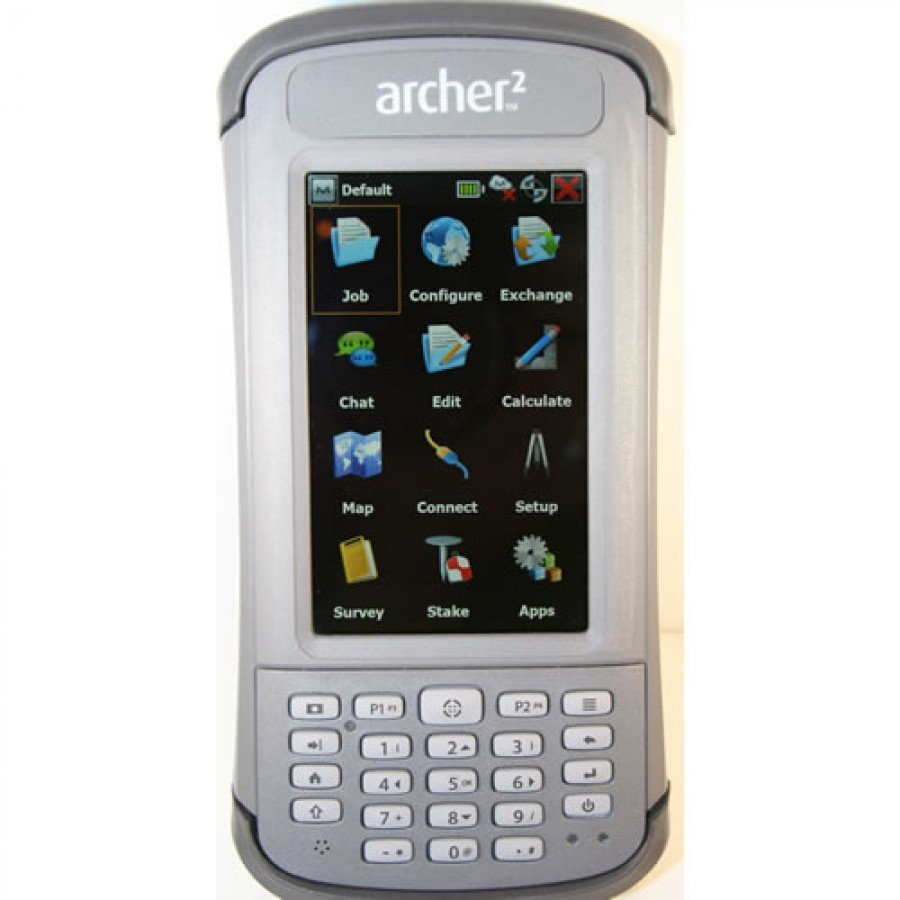 Sokkia Archer 2 Data Collector (Wi-fi and Bluetooth)