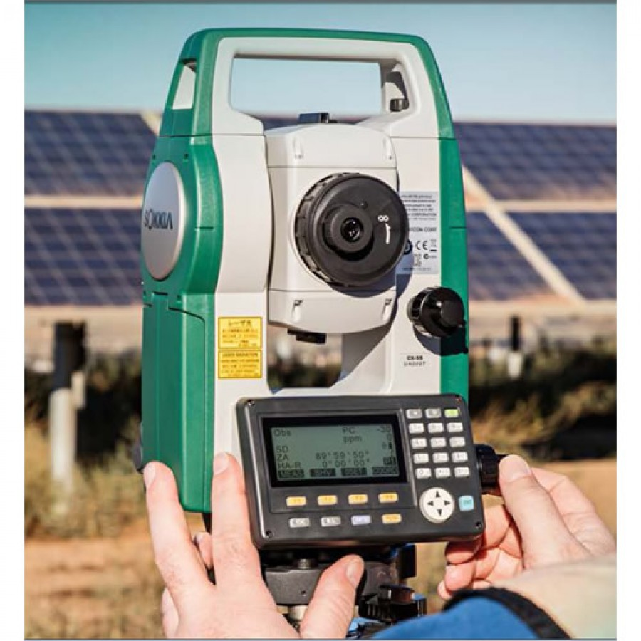 Sokkia CX 55 5 Second Reflectorless Total Station