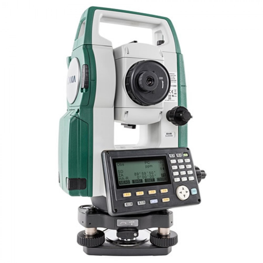 Sokkia CX 62 2 Second  Reflectorless Total Station