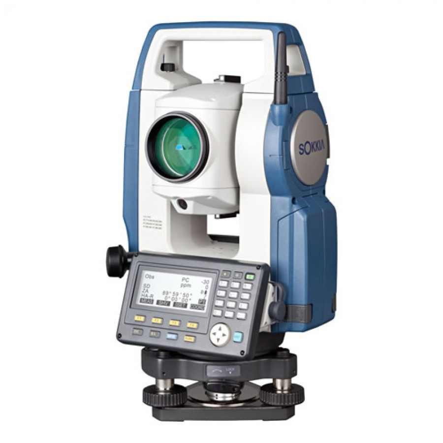 Sokkia CX-101 1 Second Reflectorless Total Station