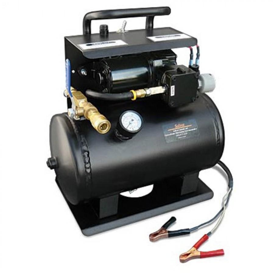 Solinst 106009 Air Compressor, 12 Volt
