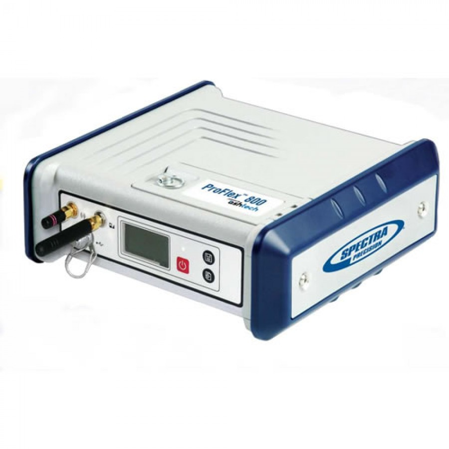 Ashtech ProFlex 800 (990658-30-ASH) L1/L2/L5 GNSS Dual Frequency Receiver with Internal UHF Transceiver
