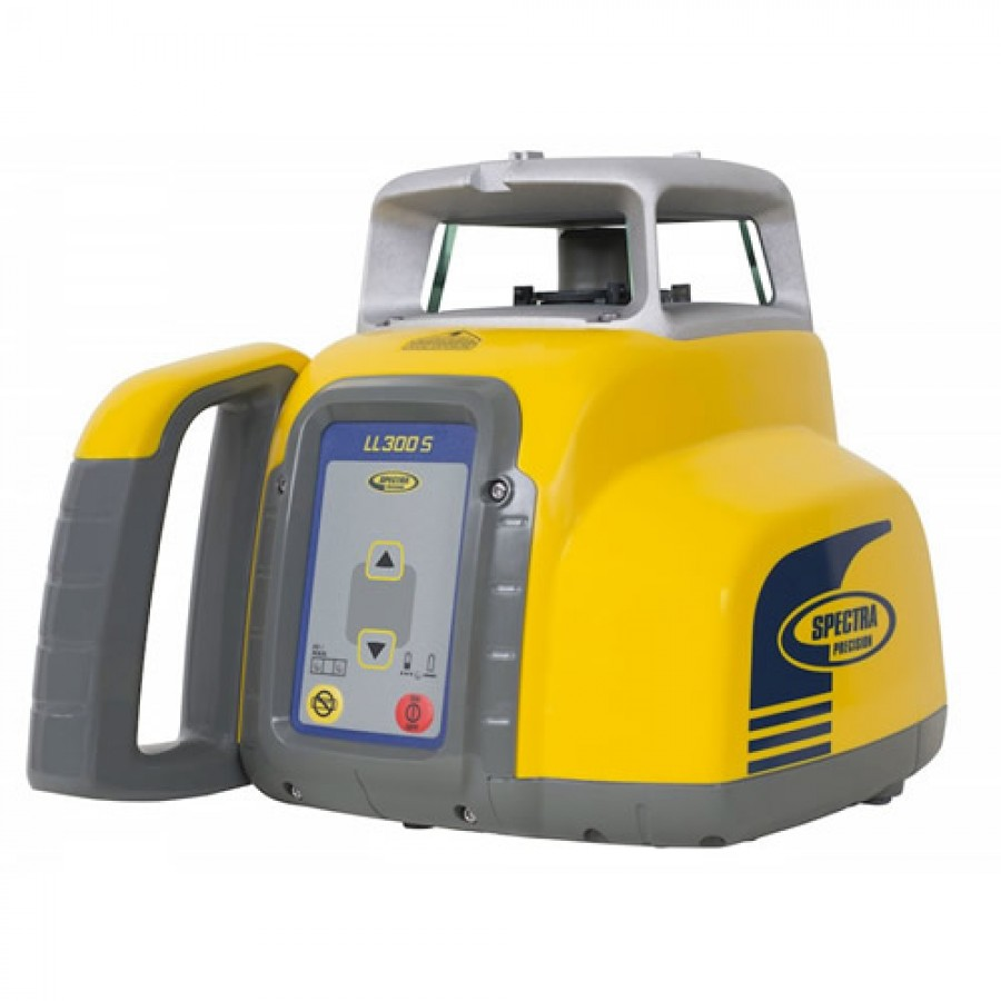 Spectra Precision Ll300s Self Leveling Laser With Alkaline