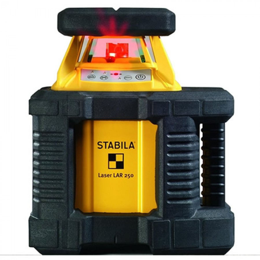 Stabila LAR250 Interior/Exterior Laser Basic Kit