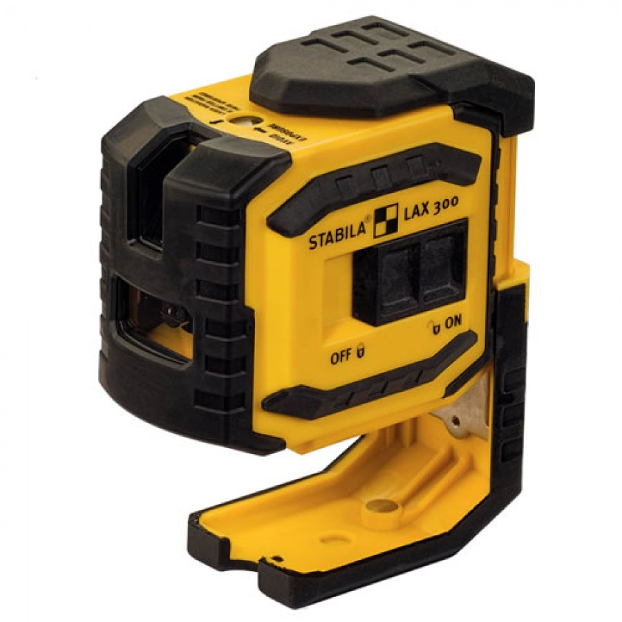 Stabila LAX300 ProLiner Cross Line Laser Plus Plumb Points