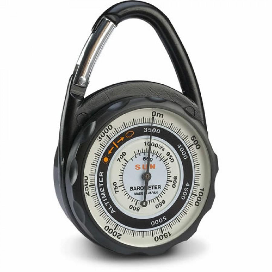 Sun 204M Alti™ Carabiner Altimeter/Barometer