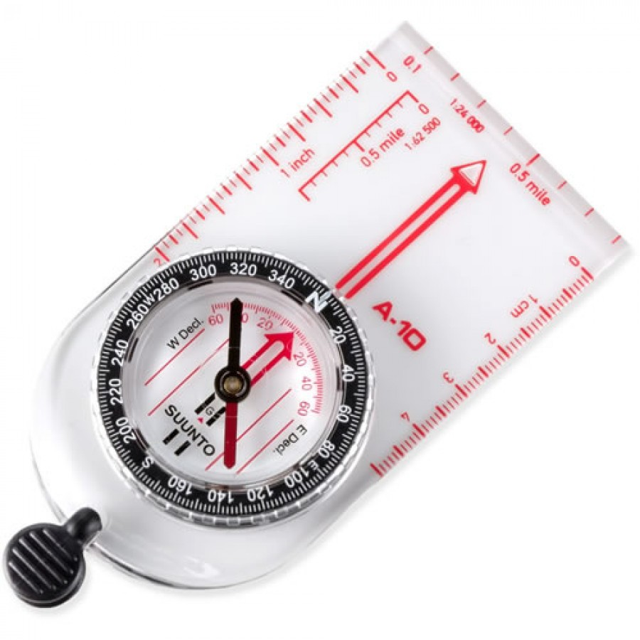 Suunto A-10 NH Compass For General Recreational Use