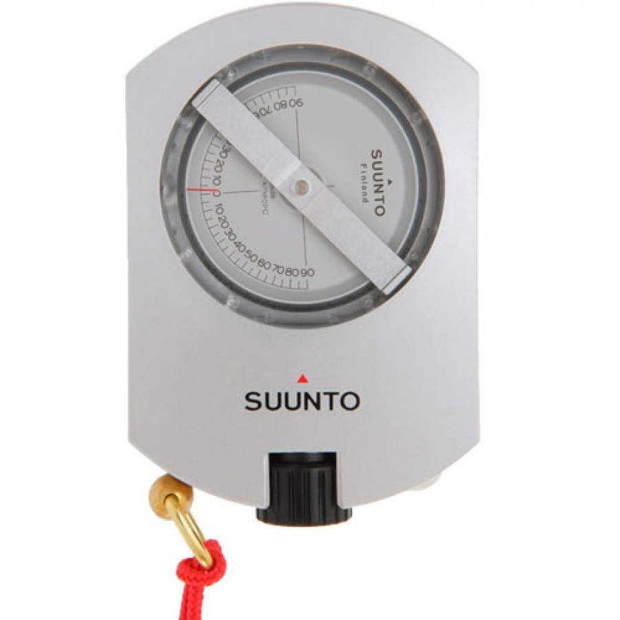Suunto PM5/360PC Clinometer with Percent and Degree Scales