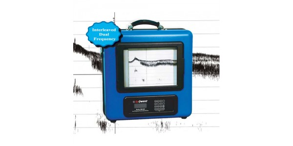 SyQwest Bathy-500DF Dual-Frequency Survey Echosounder