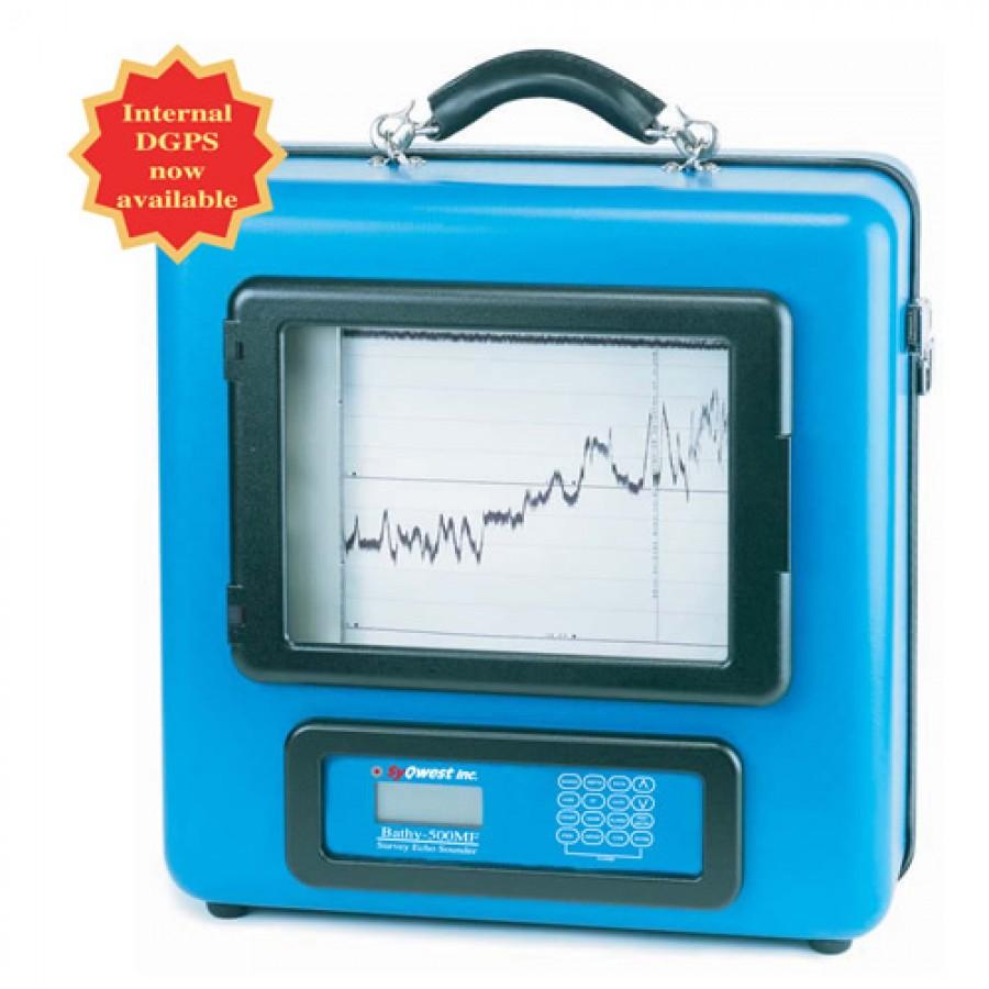 SyQwest Bathy-500MF Multi-Frequency Survey Echosounder