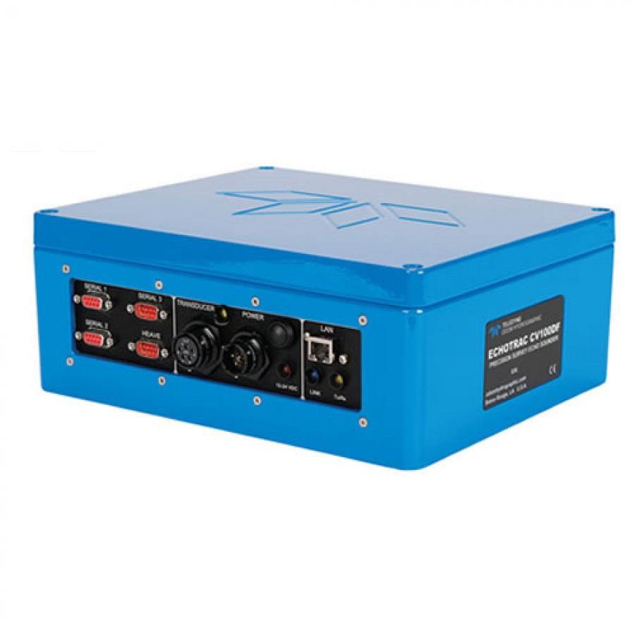 Teledyne Odom Echotrac Cv100df Dual Frequency With 100khz