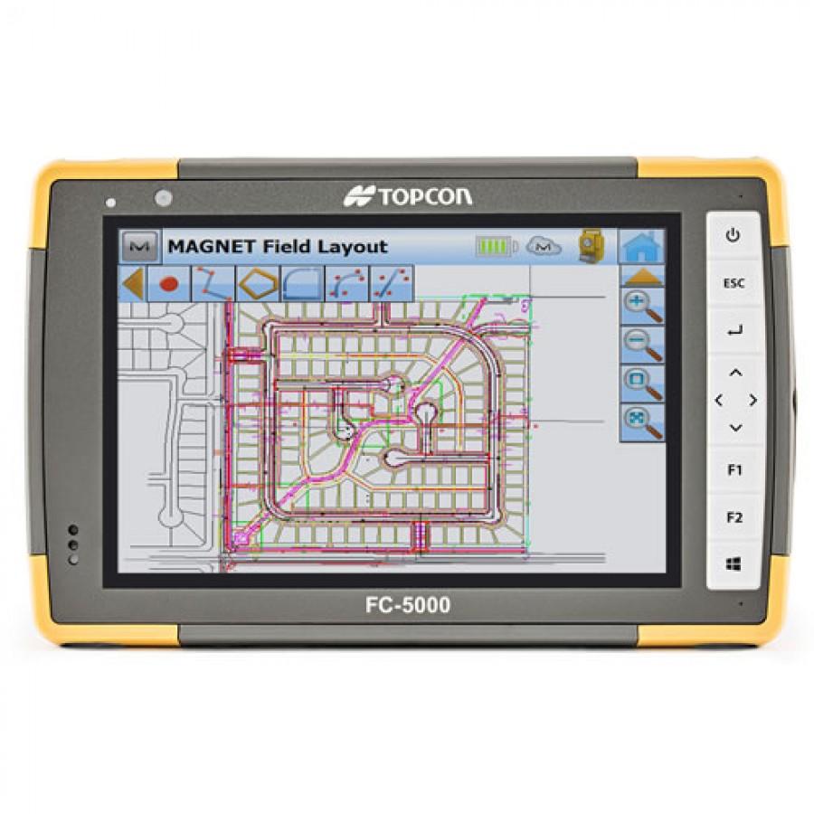 Topcon FC 5000 Field Controller w/o Modem