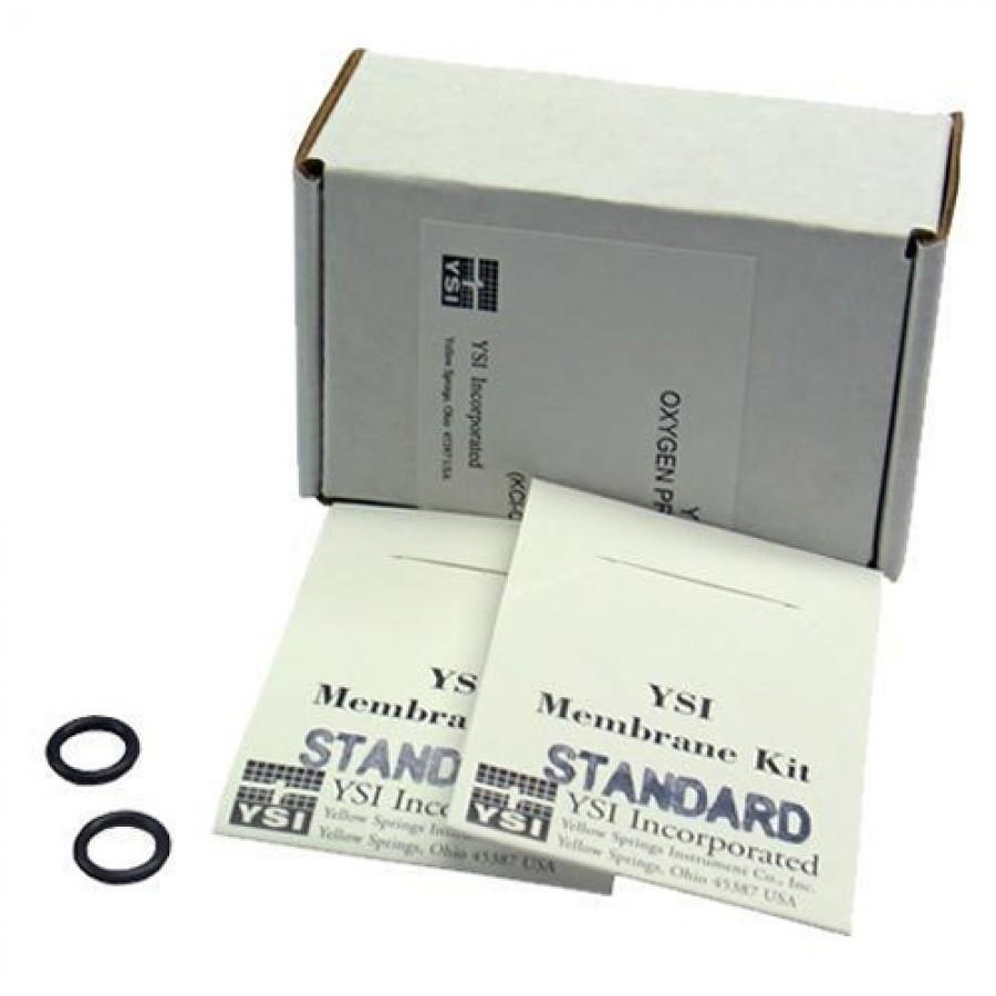 YSI 005685 (5685) Half Sens. Membrane Kit, includes electrolyte (2 mil)