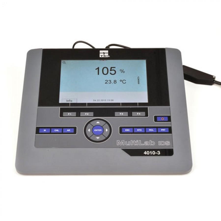 YSI MultiLab 1FD460Y (4010-3) Water Quality Instrument