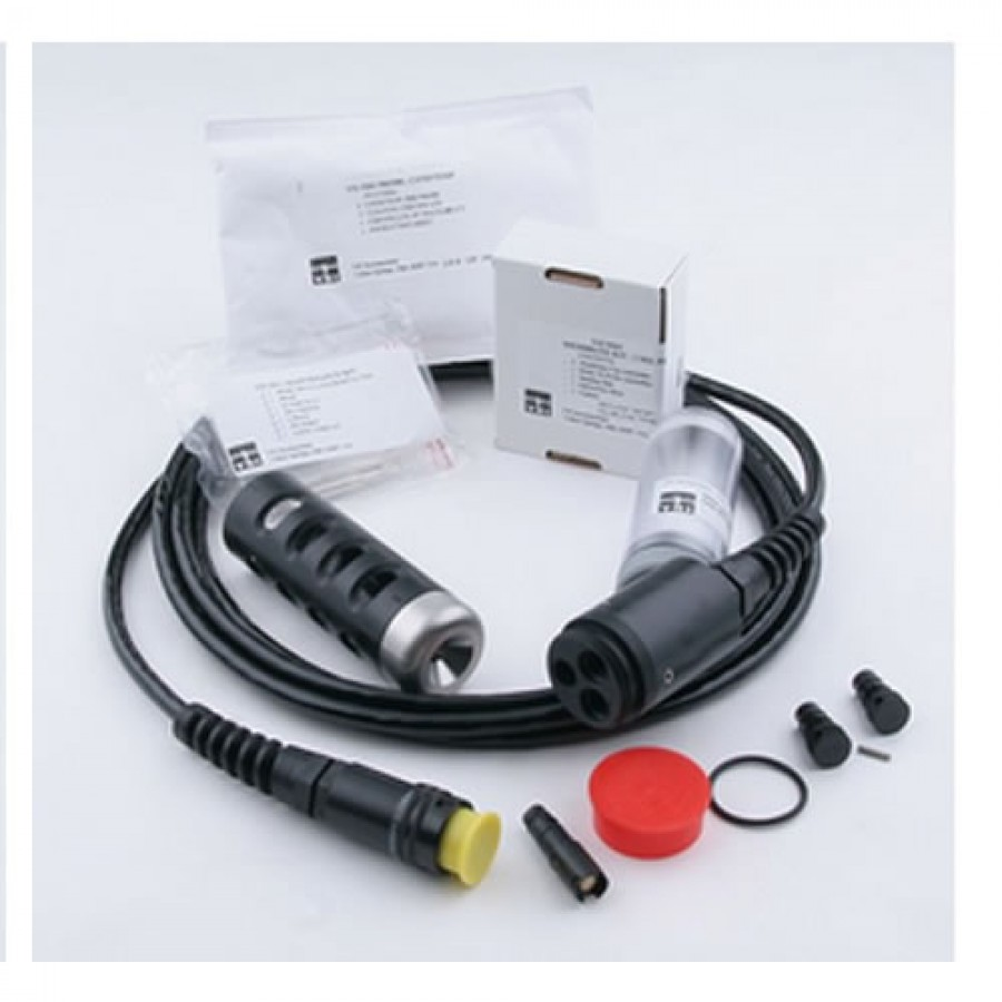 YSI 5563-4 Cable Assembly with Temperature/Conductivity & Dissolved Oxygen Sensors, 4m