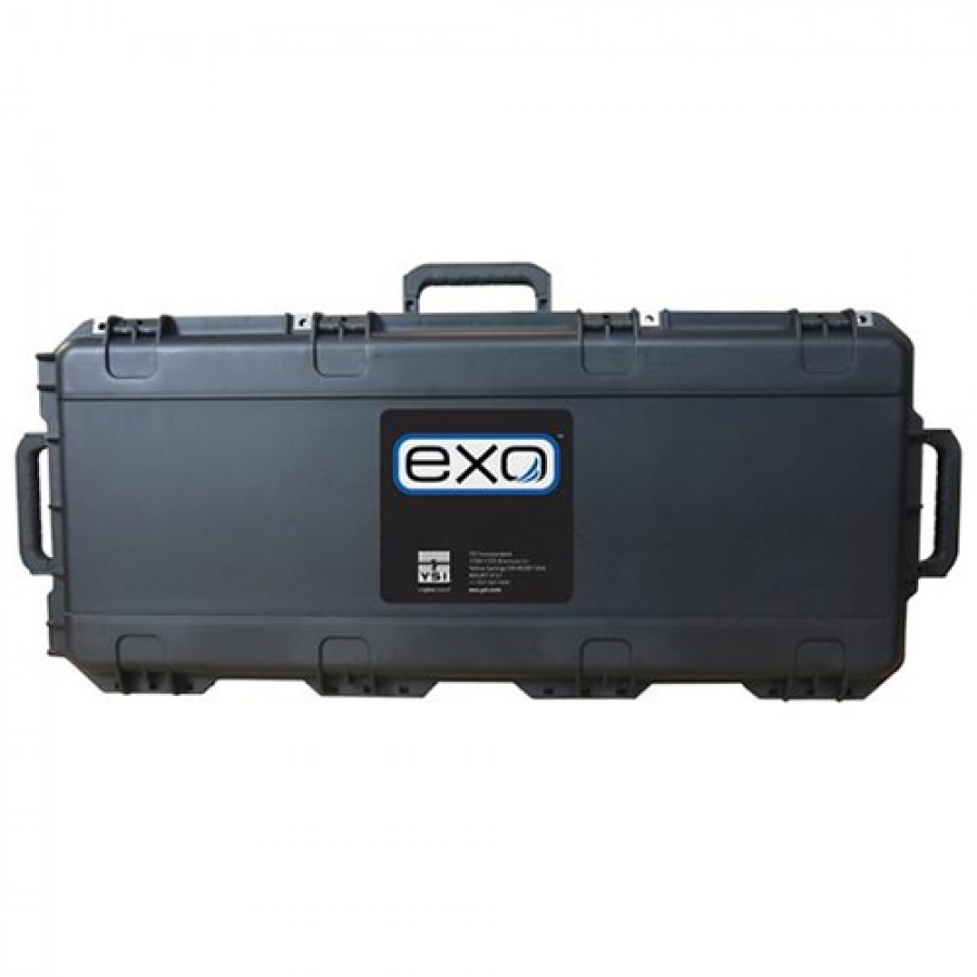 YSI 599020-01 EXO1 Hard-Sided Wheeled Carrying Case