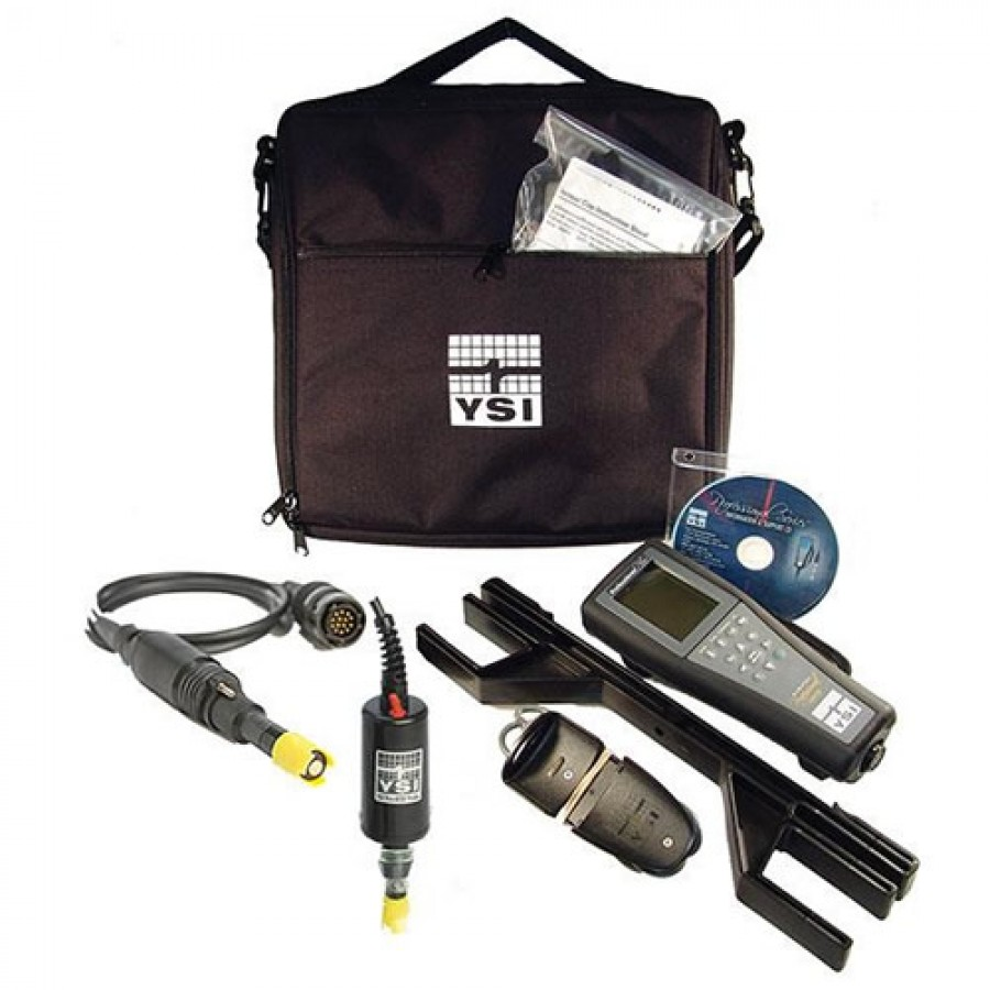 YSI Professional Plus (603167) ProPlus Lab Field Kit, 4m
