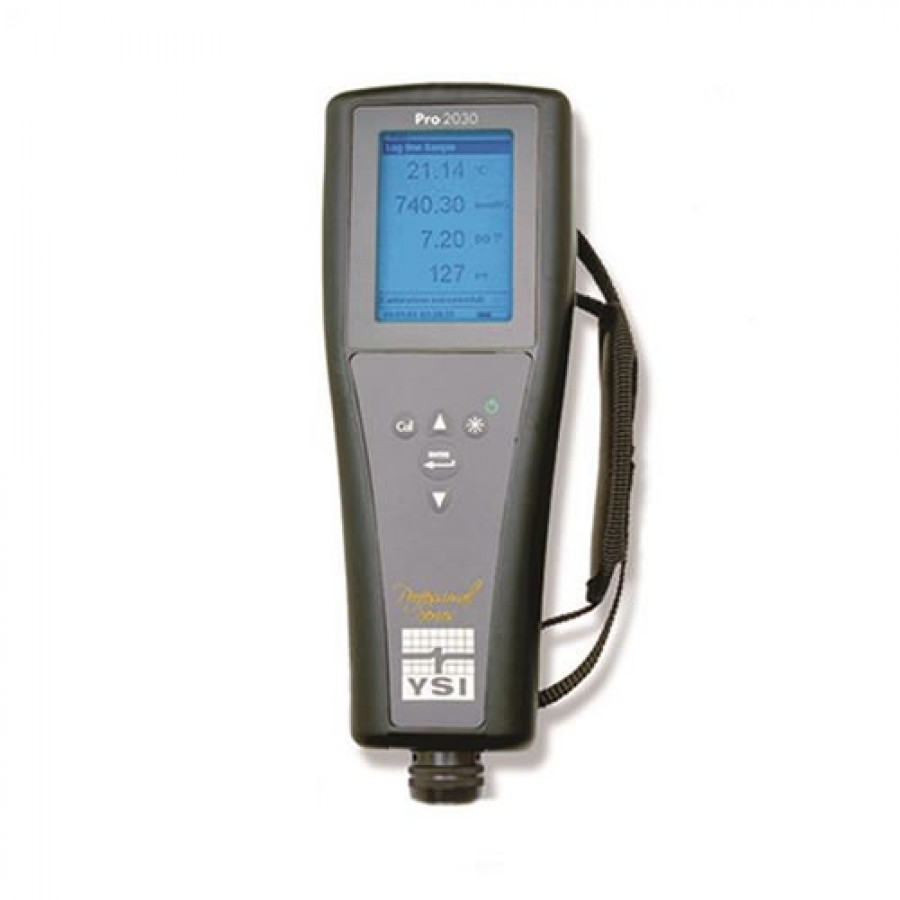 Ysi Conductivity Meters : Ysi pro dissolved oxygen conductivity