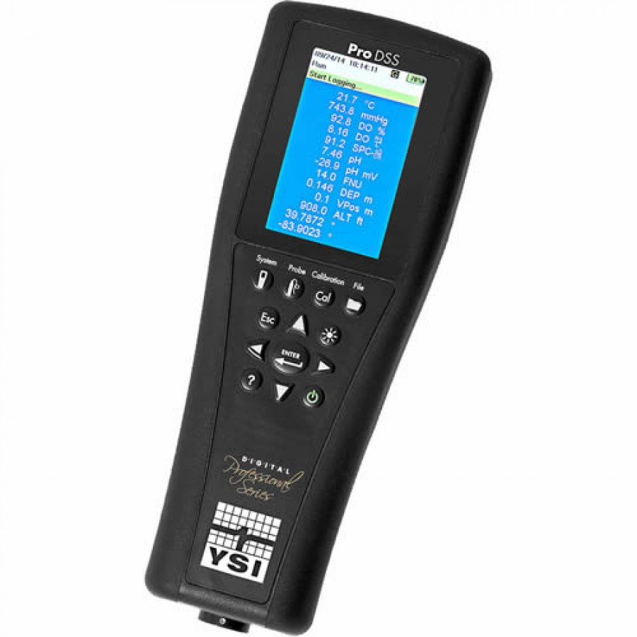 YSI ProDSS (626870-1) Multi-Parameter Water Quality Meter