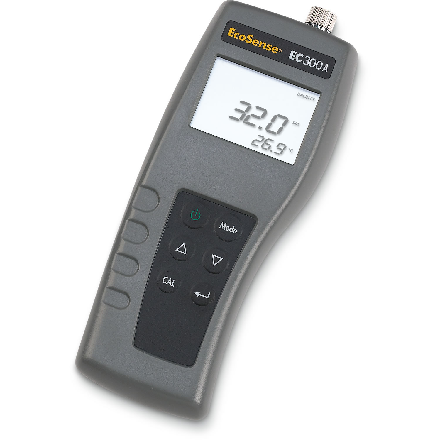 Ysi Conductivity Meters : Ysi ecosense ec a conductivity field